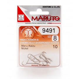 Anzuelos MARUTO MARU-KAIZU Nº 6