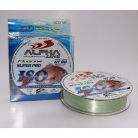 Hilo Alpha Fluorine Super Pro 0,50 - 500 Mts