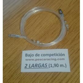 Bajos de Línea Competición 2 largas x 1,90