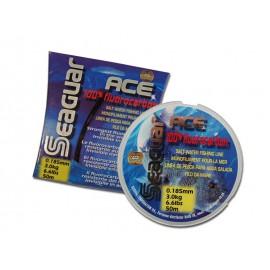 Hilo 100% Fluorocarbon Seaguar ACE Ø 0,52mm