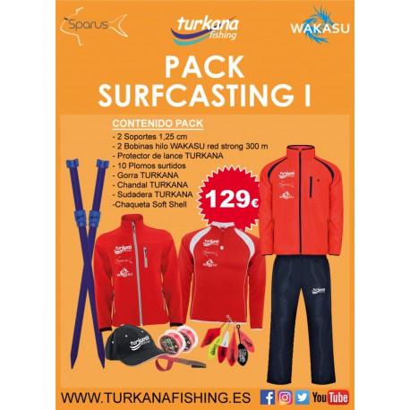 Pack SURFCASTING l - Turkana Fishing