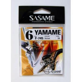 Anzuelos Sasame YAMAME Nº 6