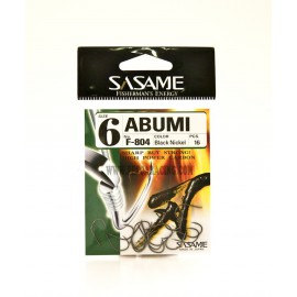 Anzuelos Sasame ABUMI Nº 6