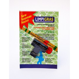 Limpiagras - Limpiador de Hilo de Pesca