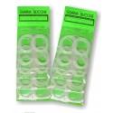 Tubo Silicona Transparente STONFO 1,5mm