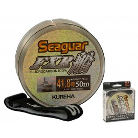 Seaguar FXR 100% Fluorocarbono 50 Mts.