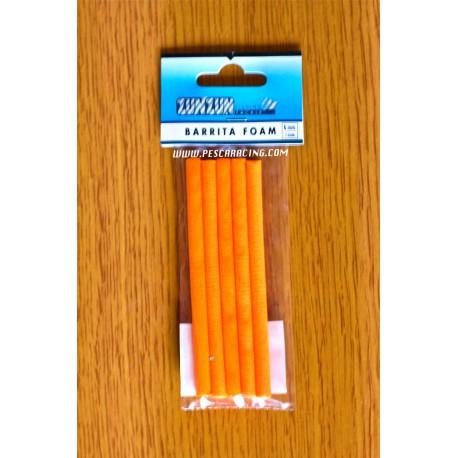 Pop Up Foam ZUNZUN - Naranja Ø 6 mm