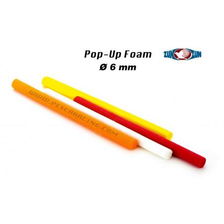 Pop Up Foam ZUNZUN - Amarillo Ø 6 mm