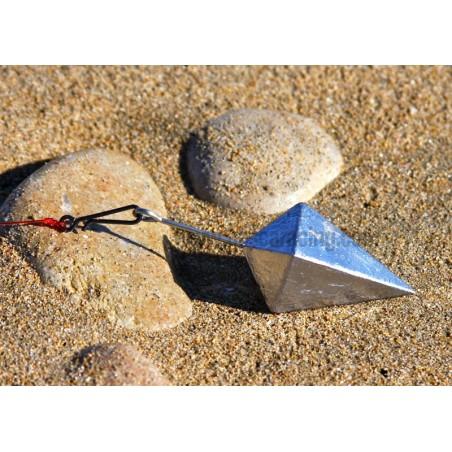 Plomo Doble Piramide  115 Gr.