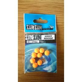 Perlas Flotantes Zun Zun - Redonda - NARANJA