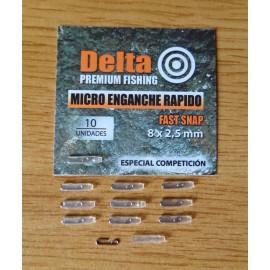Micro SNAP - Enganche Rápido Competición