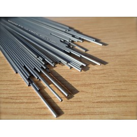 Pack 5 Agujas de Cebar Gusanos - 20 x Ø 2,0 mm
