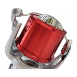Bobinas Aluminio NCS - Daiwa Roja