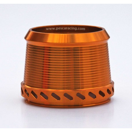 Bobinas Aluminio NCS - Shimano Ultegra - Amarillo