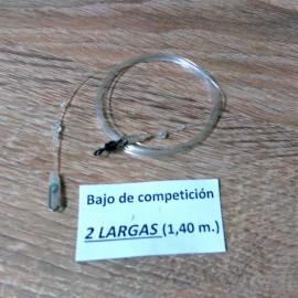 Bajos de Línea Competición 2 largas x 1,40 Mts.