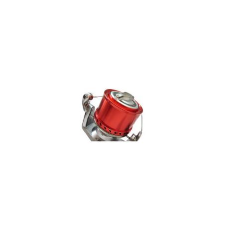 Bobinas Aluminio NCS - Shimano MGs Roja
