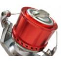 Bobinas Aluminio NCS - Shimano - Roja