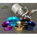 Casquillo Aluminio SHIMANO ULTEGRA