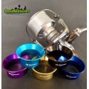 Casquillo / Araña Aluminio SHIMANO MGS - XSA/XSB - ARAL 1.1