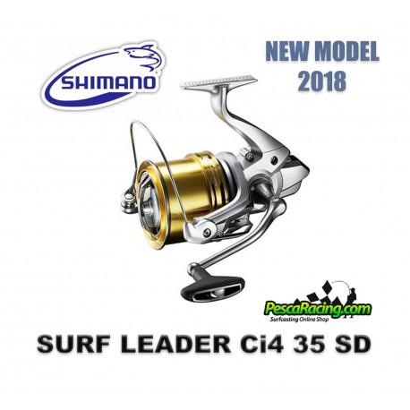 SHIMANO Surf Leader Ci4 35 SD (MODELO 2018 )