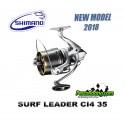 SHIMANO Surf Leader Ci4 35 (MODELO 2018)