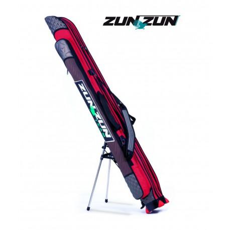 Funda ZunZun Con Trípode - ROJA