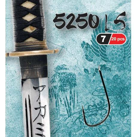 Anzuelos Akami 5250 LS Nº 8