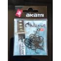 Anzuelos de Carbono Akami CHINU RING