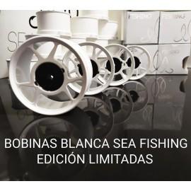 Bobinas Alumino SEA FISHING Alta Competición - BLANCA