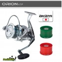 Carrete AKAMI ORION XTF