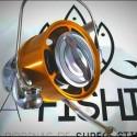Bobinas Aluminio SEA FISHING Alta Competición - DORADO