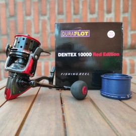 Carrete DURAFLOT DENTEX 10000 - Red Edition
