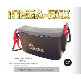 Caja de Señuelos MEGA BOX - Spanish Lures