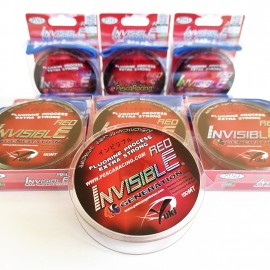 Nylon YUKI INVISIBLE ROJO