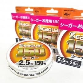 Hilo SEAGUAR 150 - Fluorocarbono 100%