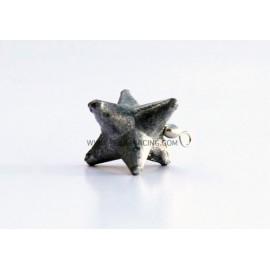 Plomo Estrella con Emerillón 85 Gr.