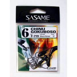 Anzuelos Sasame Gokuboso Nº 6