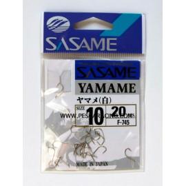 Anzuelos Sasame YAMAME Nº 10