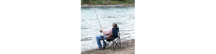 Sillas pesca